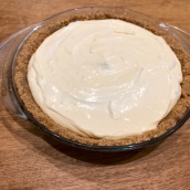 Sweet-Tart Lemon Cloud Icebox Pie (155)